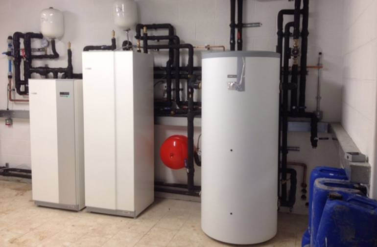The benefits of ground source heat pumps
